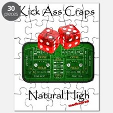 KAC Natural High 4000 Puzzle