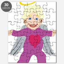 Lil Angel lighter use Puzzle