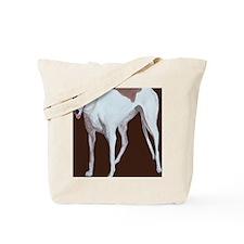 SQ Greyhound Tote Bag