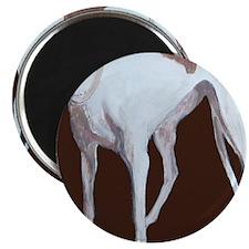 SQ Greyhound Magnet