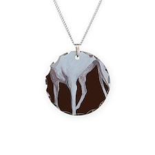 SQ Greyhound Necklace