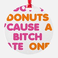 99 Donuts Ornament