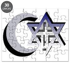 Three Faiths Puzzle