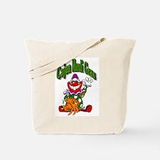 Cajun Mardi Gras Tote Bag