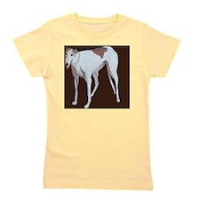 Mouse Greyhound Girl's Tee