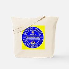 KOSEN RUFU CO SEAL embroidery Tote Bag