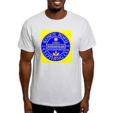 KOSEN RUFU CO SEAL embroidery T-Shirt