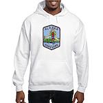 Alaska Game Warden Hooded Sweatshirt