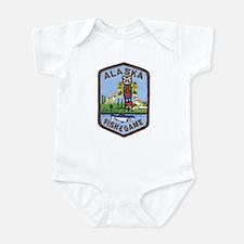 Alaska Game Warden Infant Bodysuit
