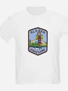 Alaska Game Warden Kids T-Shirt