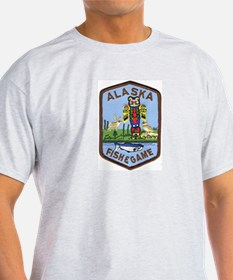 Alaska Game Warden T-Shirt