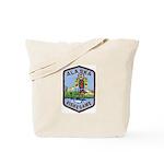 Alaska Game Warden Tote Bag
