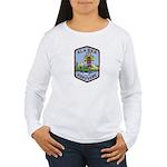 Alaska Game Warden Women's Long Sleeve T-Shirt