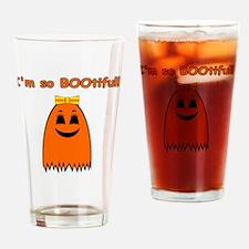 Im so Bootiful Drinking Glass
