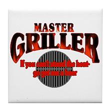 Master Griller Tile Coaster