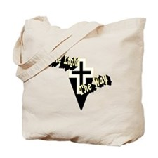 The Light The Way Tote Bag