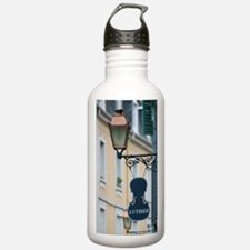 Mulhouse: Detail of Mu Water Bottle