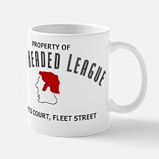 RedHeadedLeague_white Mug