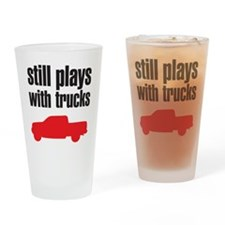 stillplaystrucks Drinking Glass