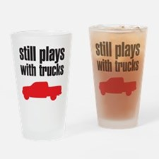 stillplaystrucks Drinking Glass