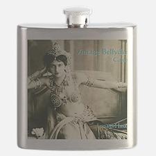 Vintage Bellydance Calendar cover Lunagirl Flask