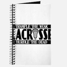Lacrosse Dead Weak Journal