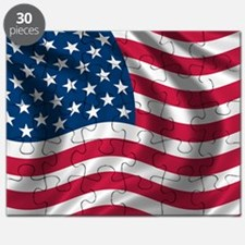 usflag Puzzle