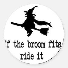 halloween1 Round Car Magnet