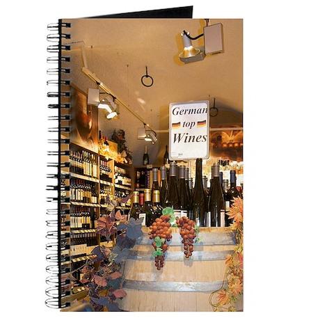 Europe, Germany, Bavaria, Passau, wine sto Journal