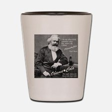 karl_marx-1b Shot Glass