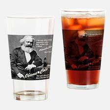 karl_marx-1b Drinking Glass