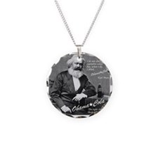 karl_marx-1b Necklace