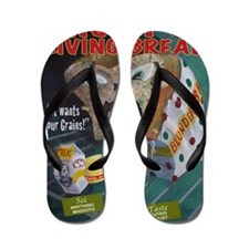NLB small Poster CP2 Flip Flops