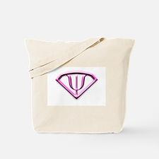 Superhero Psychologist Pink Tote Bag