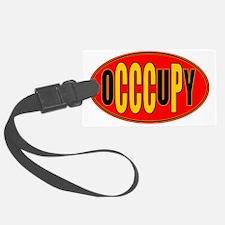 oCCCuPy logo Luggage Tag