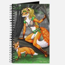 Summon fox 8x10 Journal