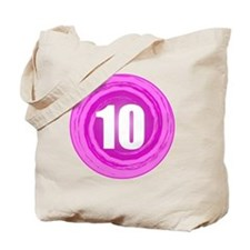 B-DAY-PINK 10TH Tote Bag