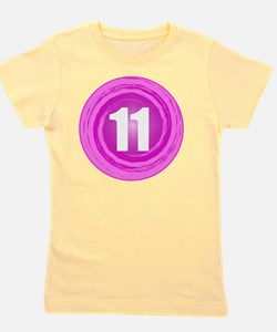 B-DAY-PINK 11TH Girl's Tee