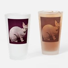 Sphynx10 Drinking Glass