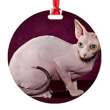 Sphynx10 Ornament