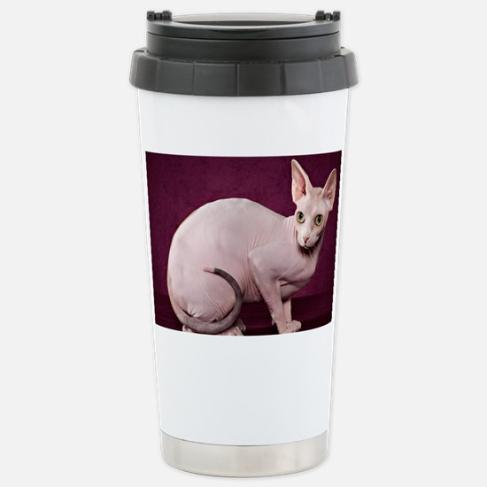 Sphynx10 Stainless Steel Travel Mug