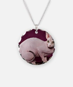 Sphynx10 Necklace