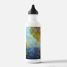 441 Monet Nymph2 Water Bottle