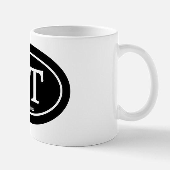 LT.sticker.black Mug