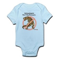 Archaeologists Don't Dig Dinosaurs Onesie