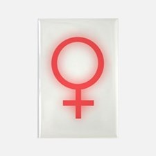 Venus Rectangle Magnet