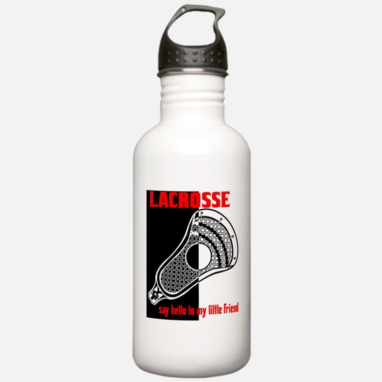Lacrosse Say Hello Water Bottle