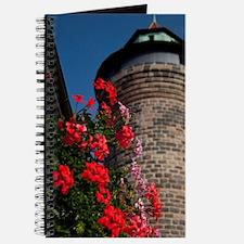 Nuremberg. Historic 11th century Imperial  Journal