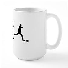 evolution soccer14x6 Mug
