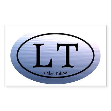 LT.sticker.bluewater Sticker (Rectangle)